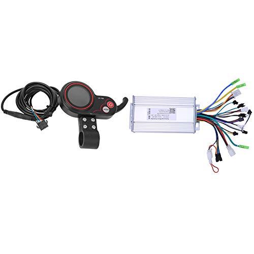 Elektrofahrrad Controller, Motor Brushless Controller LCD Thumb...