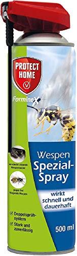 PROTECT HOME FormineX Wespen-Spezialspray für versteckt sitzende...
