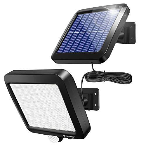 Solarlampen für Außen, 56 LED Solarleuchten mit...