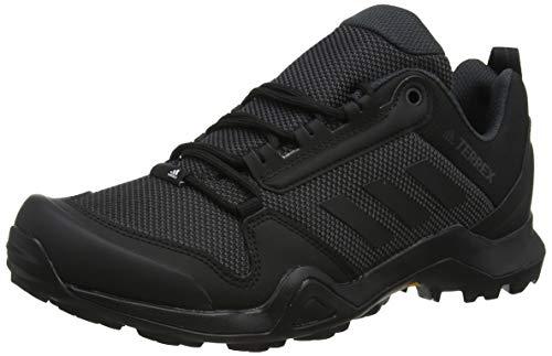 Adidas Herren Terrex AX3 Wanderschuh, Schwarz (Black Bc0524), 44...