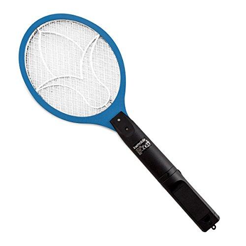 kwmobile Elektrische Fliegenklatsche Mückenklatsche...