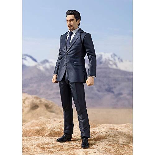 Bandai S.H. Figuarts Iron Man Tony Stark Birth of Iron Man...