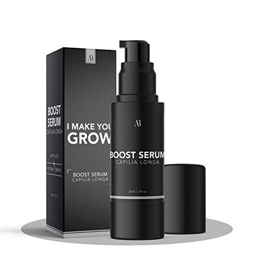 Anthony Brown® Bartwuchsmittel Männer - belegte Wirkung durch...