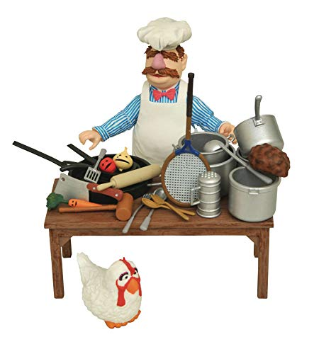 The Muppets JUN182316 Action-Figur, verschieden