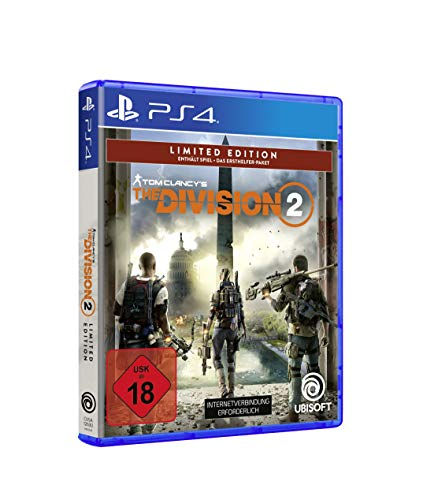 Tom Clancy's The Division 2 Limited Edition - [PlayStation 4 - Disk]
