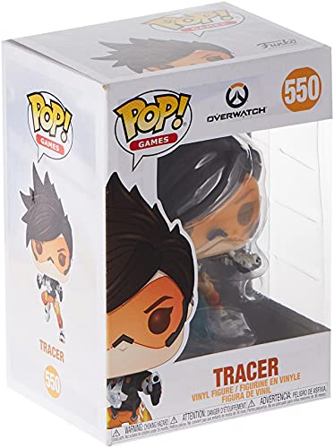 Funko 44222 POP Overwatch-Tracer Brier 1 Collectible Figure,...