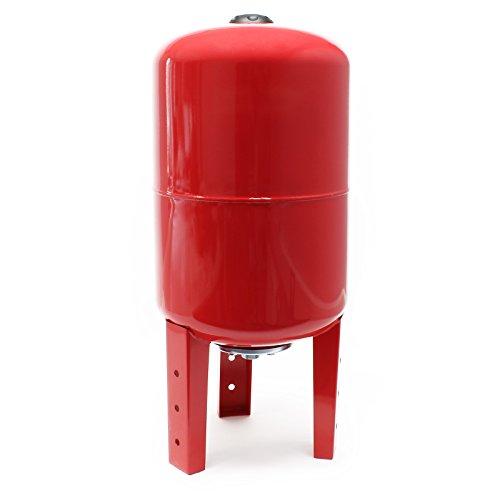 Ausdehnungsgefäß 100L für Hauswasserwerke und...