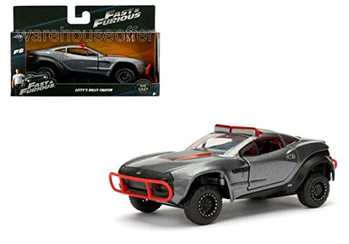 KDMB Rennmodell Jada 1:32 Fast & Furious 8 - Letty's Rally...