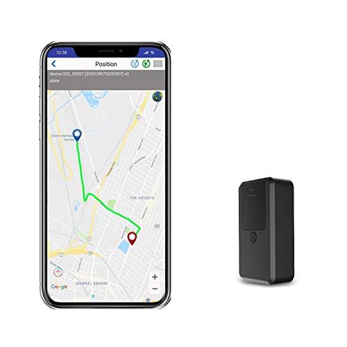 Kimfly Mini GPS Tracker, Magnet GPS Tracker mit Free App GPS...