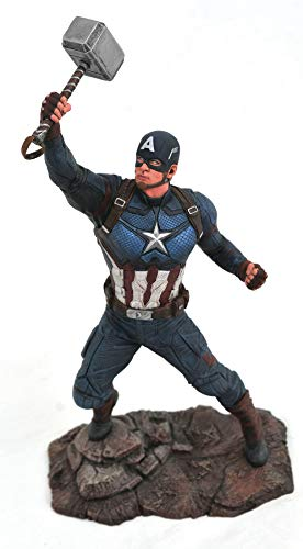 Marvel JUL192669 Gallery Avengers Endgame Captain America PVC-Fig, Mehrfarbig