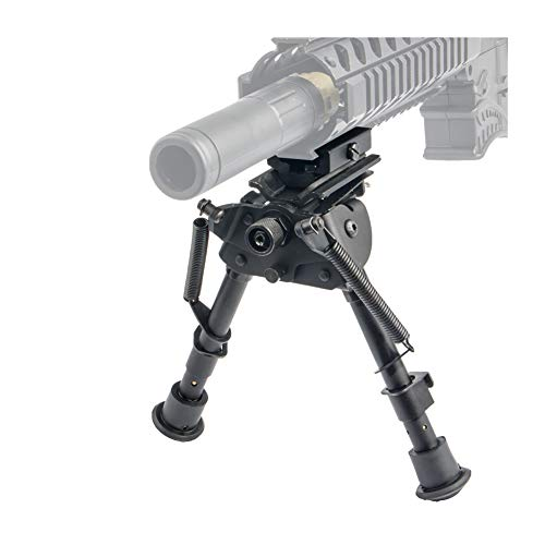 ToopMountGewehr Zweibeinige Taktische Laufmontage Zweibein 6-9...