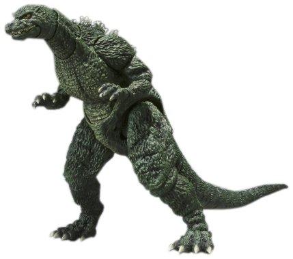 BANDAI Tamashii Nationen Godzilla Jr.–S.H. MonsterArts