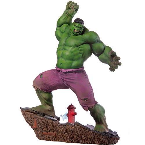 Iron Studios Marvel Comics BDS Art Scale Statue 1/10 Hulk 29 cm