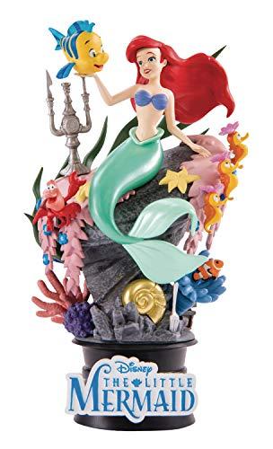 Beast Kingdom Toys The Little Mermaid D-Select PVC Diorama 15 cm...