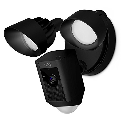 Ring Floodlight Cam | HD Sicherheitskamera mit Flutlicht, Gegensprechfunktion und...