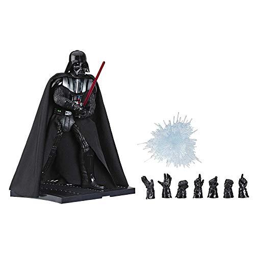 Star Wars The Black Series Darth Vader, 20 cm große Actionfigur,...