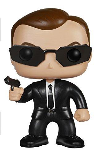 Funko 4186 POP Vinyl The Matrix Agent Smith Action Figure...