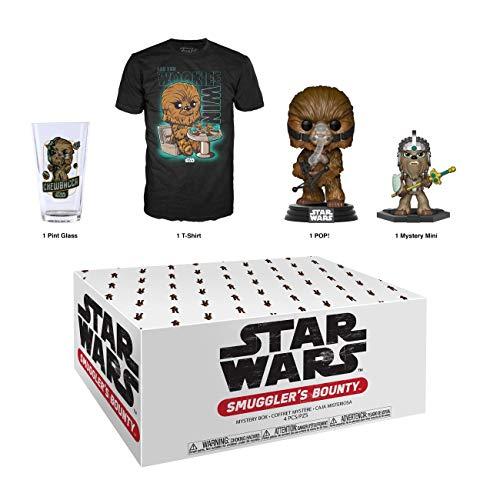 Funko 41895 Star Wars Smuggler's Bounty Subscription Box, Wookie...