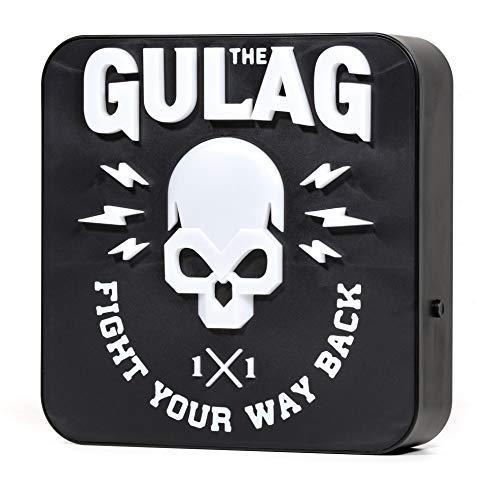 Numskull NS2320 Offiziell Call Of Duty 'Gulag' Schreibtischlampe...