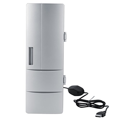 Mini USB Kühlschrank Portable Mini Kühlschrank Gefrierschrank...
