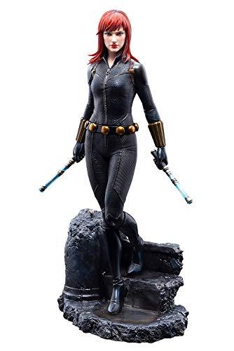 Kotobukiya Marvel MK307 Dekofigur Black Widow, PVC, ARTFX 1/10,...