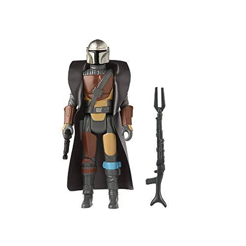 Hasbro Star Wars Retro Collection Der Mandalorianer Spielzeug 9,5...