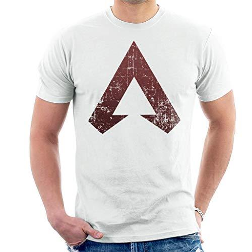 Apex Legends Distressed Logo Men's T-Shirt