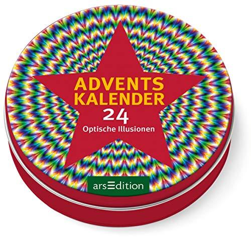 Adventskalender 24 Optische Illusionen: Adventskalender in der...