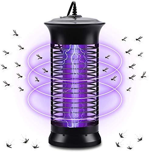 MAXBROTHERS Elektrischer Insektenvernichter,Insektenfalle...