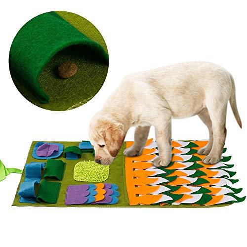 FREESOO Schnüffelteppich Hund Schnüffelmatte Riechen Trainieren...  *