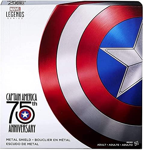 Captain America Shield, Film 75Th Anniversary Collector Edition...