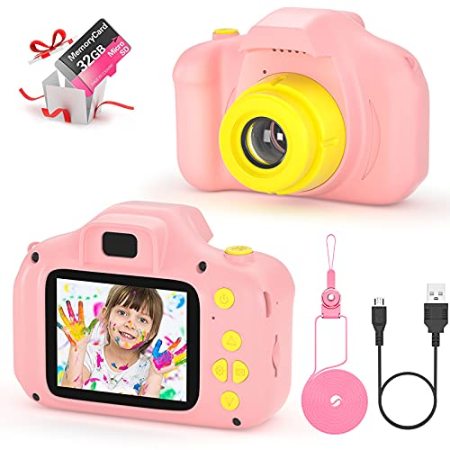 vatenick Kinder Digital Kamera Spielzeug Kleinkind Kamera...