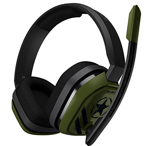 ASTRO Gaming A10 Gaming-Headset mit Kabel, Call of Duty Edition,...
