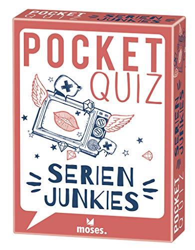 Pocket Quiz Serienjunkies   150 Fragen und Antworten für...