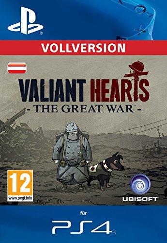 Valiant Hearts: The Great War [Vollversion] [PSN Code für...