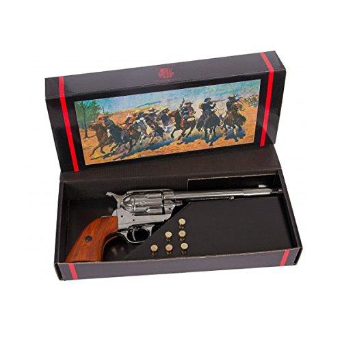 Deko Waffe 45er Kavallerie-Colt Peacemaker in Spezialverpackung