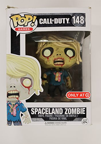 Funko 599386031 - Call of Duty - Spaceland Zombie