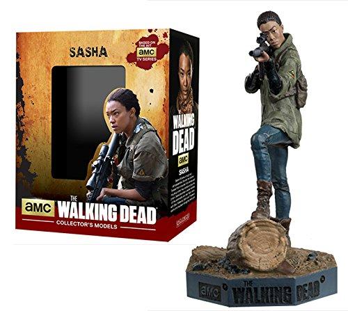 Unbekannt The Walking Dead Collector's Models #10 Sasha