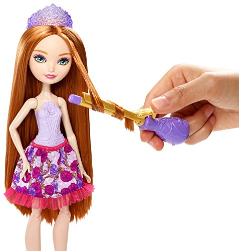 Ever After High DNB75 Hairstyling Holly Doll