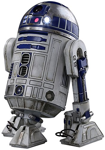 Hot Toys HT902800 R2-D2 Star Wars: The Force Awakens Figur,...