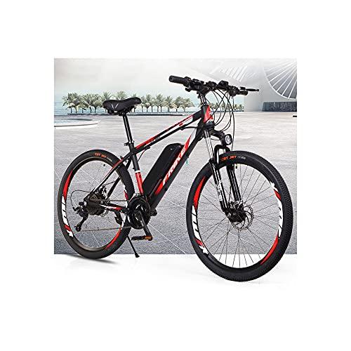 DDFGG 26 Zoll Elektro-Mountainbike,250W Elektrofahrrad 36V 8Ah...