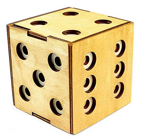 Logica Spiele Art. Würfel Geheimbox - Geheimschachtel -...
