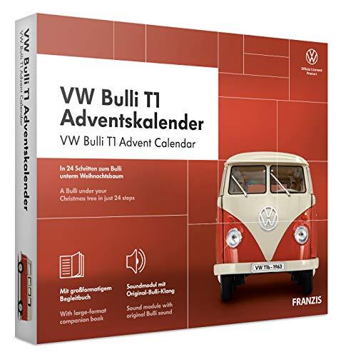 FRANZIS 67111 - VW Bulli T1 Adventskalender 2020 – in 24...