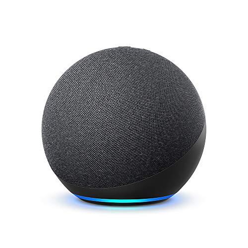 Echo (4. Generation)   Mit herausragendem Klang, Smart Home-Hub...