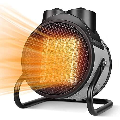 Massage-AED Heizlüfter Energiesparend Heizung mit Fernbedienung...
