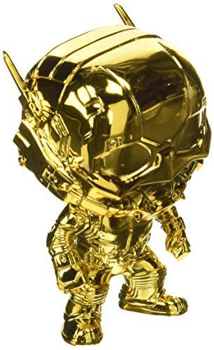 Funko 33521 Pop Bobble: Marvel: Studios 10: Ant-Man (Chrome)