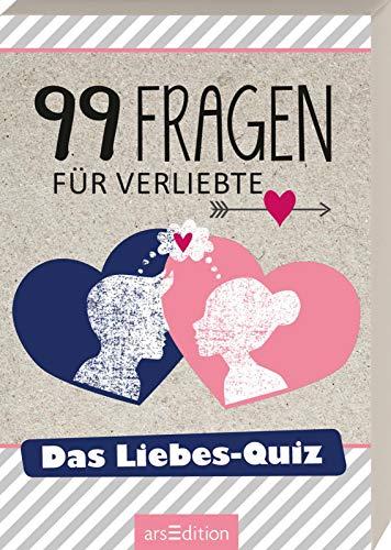 99 Fragen für Verliebte: Das Liebes-Quiz   Unterhaltsames...