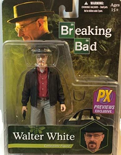 MEZCO Breaking Bad - Heisenberg Red Shirt Exclusive Fig.