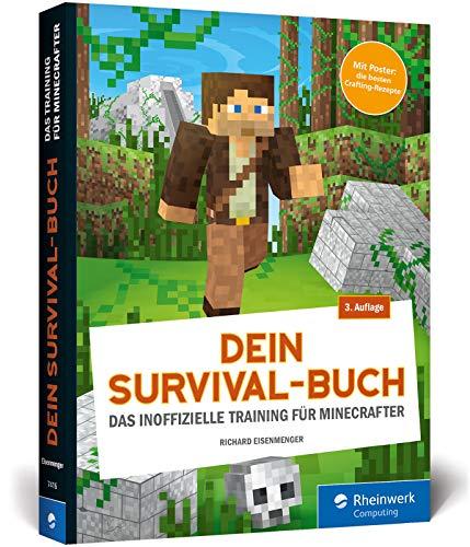 Dein Survival-Buch: Das Training für Minecrafter. Craften,...