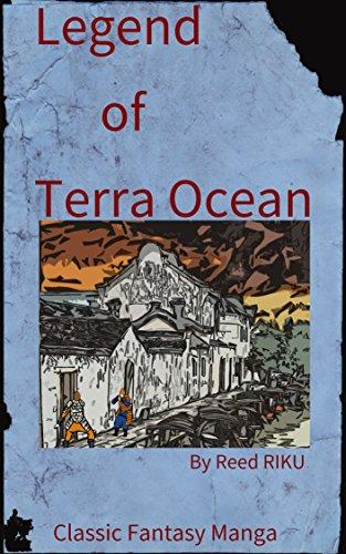 Legend of Terra Ocean Vol 04: International English Comic Manga...